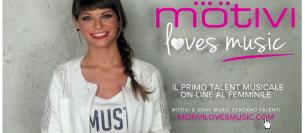 ALESSANDRA AMOROSO - SPOT MOTIVI LOVES MUSIC
